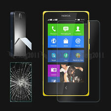 Premium Tempered Glass Film Screen Protector for Nokia X A110 RM-980 X+ RM-1053