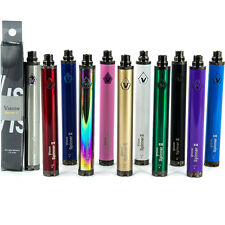 Brand New Vision Spinner-2-II Variable Voltage 1600mAh Battery Pen and Opt Case
