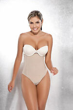 Diane and Geordi, Strapless, Girdle, 2413,Post Surgery, Girdle Body Shaper