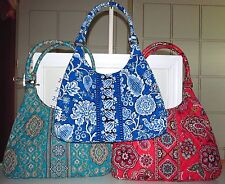 VERA BRADLEY  CHOICE OF ONE LARGE HOBO SHOULDER HANDBAG RETIRED SOLD OUT NWT