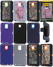 Generic Defender / Camo Triple Layer Hybrid Case Cover for Samsung GALAXY Note 3