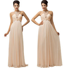 Sexy Women's Prom Ball Cocktail Party Dress Formal Evening Gown Wedding Pageant