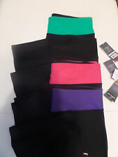 NWT Women's Kirkland Yoga Pants Various Sizes/Colors, workout, zipper pocket