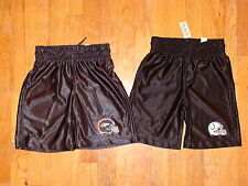 NFL Boys Athletic Shorts ALL teams CUSTOM MADE you choose color, team & size NEW