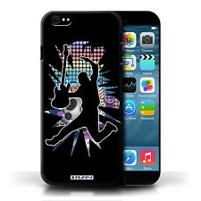 Phone Case Hard Back Cover/Skin Sleeve for Apple iPhone 6 / 6S / Rock Music Pose