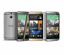 HTC One M8 (Latest Model) 32GB  (Factory Unlocked) Smartphone  -FRB