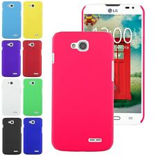 Slim Thin Hard Snap-On Cover Case Skin for LG Optimus L90 D405 D410 D415