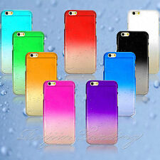 Ultra Slim Thin Raindrop Hard Back Case Matte Cover Skin for Apple iPhone 6 4.7""