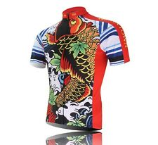 Outdoor Sportwear Cycling Jersey Bike Bicycle Clothing Short Sleeve Jersey Top