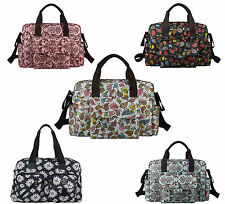 5in1 Tough Canvas Country Diaper Nappy Mummy Shoulder Satchel Tote Bag Carrier