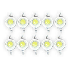 50 Pcs Natural/Cool/Warm White 3W High Power Led Lamp Beads 200~230 Lm Epistar