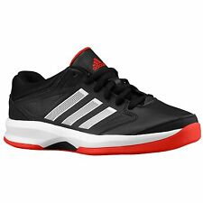 Brand NEW Adidas Mens Isolation Low Basketball Shoes G66010 Black/Red/White