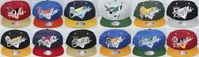 NFL Triangle Script Snap Back Mitchell & Ness Snapback - Variety of Teams Avail