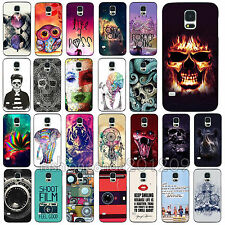 Cool Fashion Punk Design Phone Hard Back Skin Case Cover for Samsung S3 S4 S5
