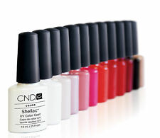 CND Shellac Polish .25 fl oz 7.3ml - *