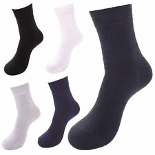10 Pair Man Short Bamboo Fiber Socks Stockings Middle Socks 4 Colors Pick