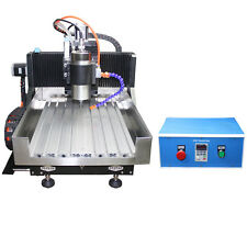 CNC 3040 3 axis router cut metal engraving machine Ball screw 800W/1500W/2200W