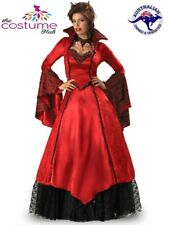 Devil Vampire Game of Thrones Medieval Gown Costume Size 6-26 Halloween
