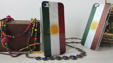 Kurdistan flag Case iphone 4/4S 5/5S 6 Samsung s3 S4 S5 Note 3 coque hüille Kurd