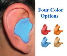 Radians Custom Molded Earplugs - 4 Color Choices - NRR 26,  Free Shipping
