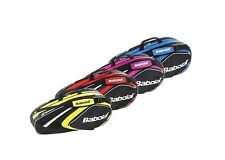 BABOLAT CLUB SIX RACKET BAG FOR TENNIS AND SQUASH AND BADMINTON