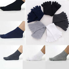 Unisex  Men Women Socks Sports Ideal For Five 5 Finger Toe Shoes Sale