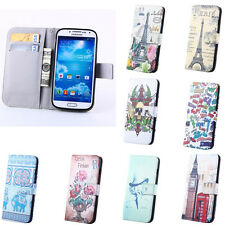 For Samsung Galaxy Core Duos i8262 Flip Magnetic Leather Wallet TPU Case Cover