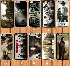 The Walking Dead for iPhone 6 6 Plus 4/4S 5/5S 5C Samsung Galaxy S3 S4 S5 case