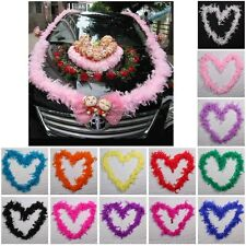 Feather Boa Fluffy Flower Craft Costume Dressup Wedding Party Home Garland Decor