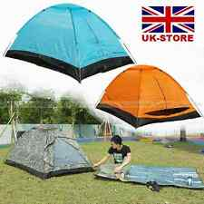PRO 2 Man POP UP/4 Man /10 Person Outdoor Camping Dome Tent Family Festival Tent