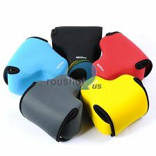 Neoprene Soft Case Pouch Bag Cover For Nikon COOLPEX P600 P530 Digital Camera