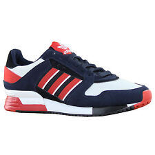 Adidas ZX 630 Navy White Mens Trainers