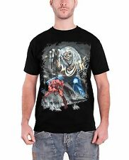Iron Maiden Number Of The Beast Maiden England 2014 Official New Tour T Shirt