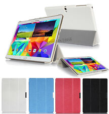 NEW Ultra Slim Smart Cover Leather Stand Case For Samsung Galaxy Tab S 8.4 10.5