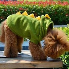 Clothes Coat Hoodie Costumes For Dog Puppy Cat  Pet Supplies Dinosaur Design