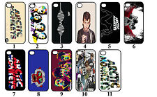 The Arctic Monkeys Phone Case/Cover. Designs for Iphone 4/4s, 5/5s, 5c, 6 & 6+