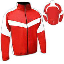 Cycle / Cycling Jacket Winter Top Wind Resistant Jersey / Jacket Full Sleeves