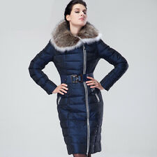 Winter Jacket Women Luxury Fur Collar Womens Coats Down Parka Winter Coat Women