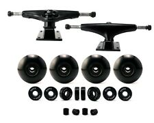 "Combo 5"" Skateboard Trucks +52 53 54 mm Skateboard Wheels + Abec-7 Bearings"