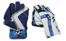 SS TON Player Edition Blue Wicket Keeping Gloves + Free Keeping Inner -AU Stock