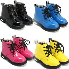 New Fashion Kids Boys Girls Martin Boots Shoes Cute keep warm Water-proof Martin