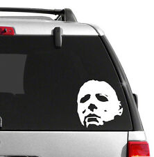 Michael Myers Decal Sticker BUY 2 GET 1 FREE Choose Size & Color Halloween