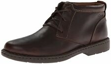 Men's Clarks 1825 Collection Stratton Limit Comfort Boot Brown Leather 26102528