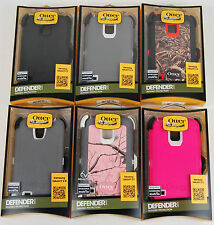 NEW OtterBox Defender Series Case & Holster For Samsung Galaxy S5