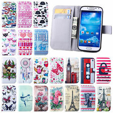 Classic Style Leather Flip Money Wallet Stand Pouch Soft Rubber Skin Case Cover