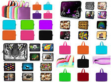 "7"" 8"" Tablet Sleeve Case Cover Carry Handle Bag For Lenovo IdeaTab Yoga ZTE Tab"