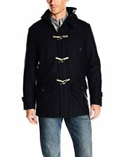 Nautica Mens Outerwear EV822298 Hooded Toggle Coat L- Multiple Variations