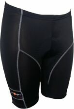 FUNKIER WOMENS 10 PANEL B5 PADDED BIKE SHORTS - MTB Road Biking Cycling