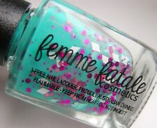 Femme Fatale Cosmetics Australian Indie Glitter Nail Polishes Variety of Choice