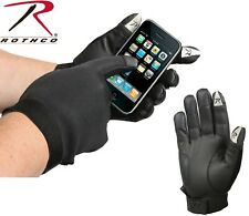 Military & Law Enforcement Synthetic Rubber Touch Screen Tactical Gloves 3409